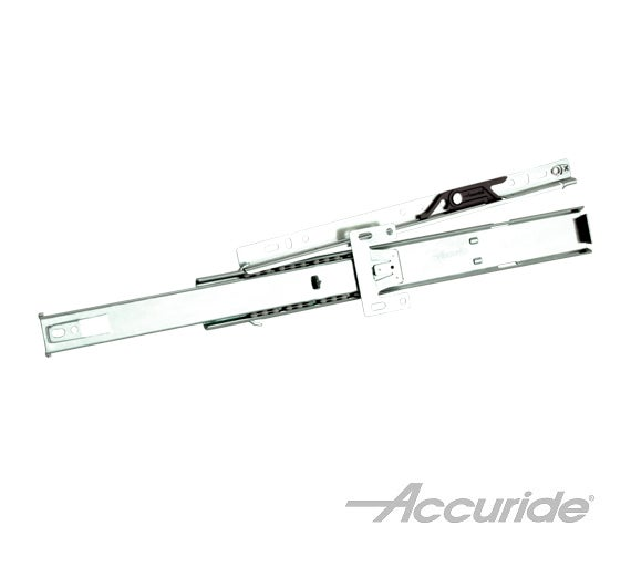 Light-Duty Slide with Rail Mount Disconnect