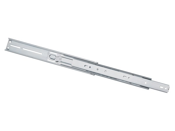 Light-Duty & Low-Profile Slide with Over-Travel (Fits 1U, 2U, and 3U Chassis)