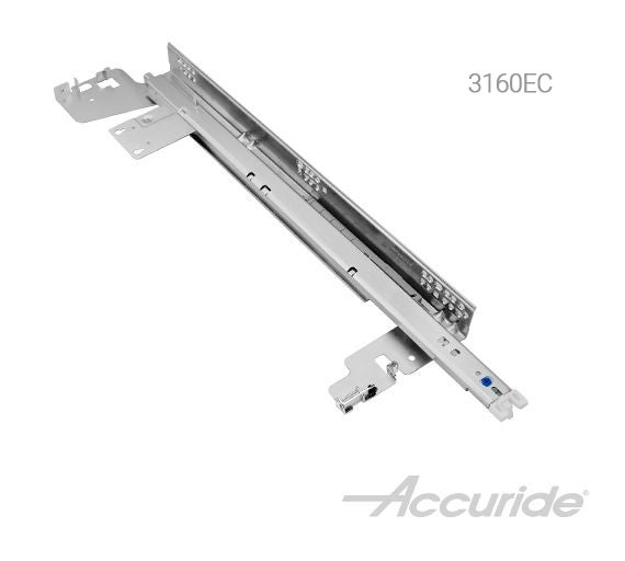 Commercial-Grade & Soft-Close Undermount Slide for Ultra-Wide Drawers