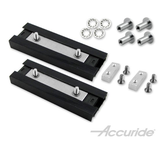 115RC Hardware Kit with Stainless Steel Ball Carriages