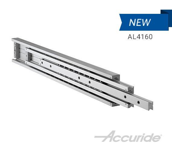 Super Heavy-Duty (661 lbs.), Corrosion-Resistant & Full-Extension Aluminum Slide