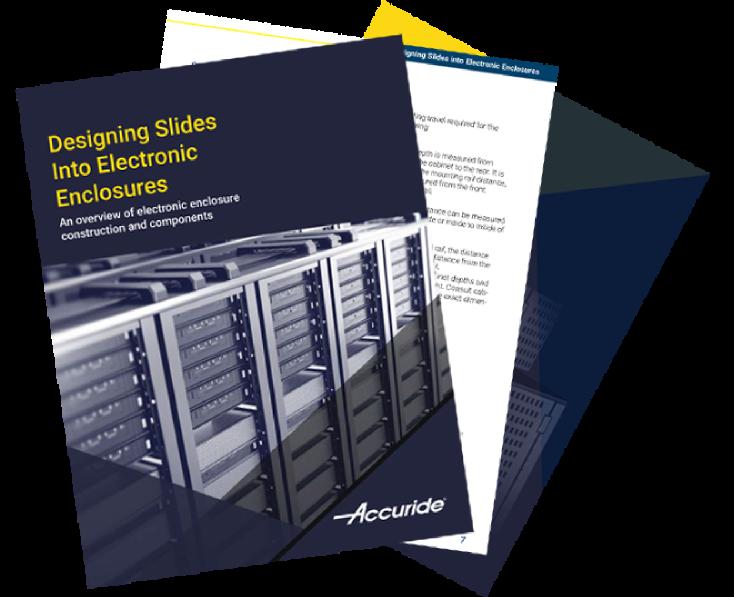 Designing Slides into Electronic Enclosures